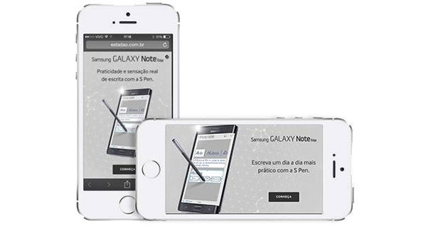 Samsung Interstitial Mobile